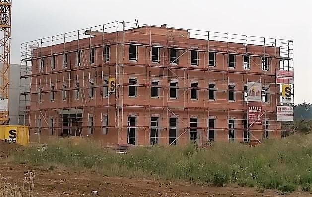 Neubau Firmengebäude, Eitensheim