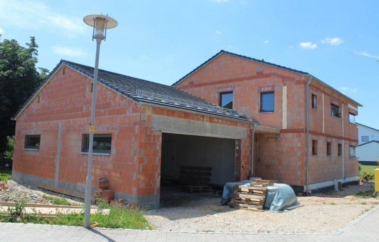 Neubau Einfamilienhaus, Eitensheim
