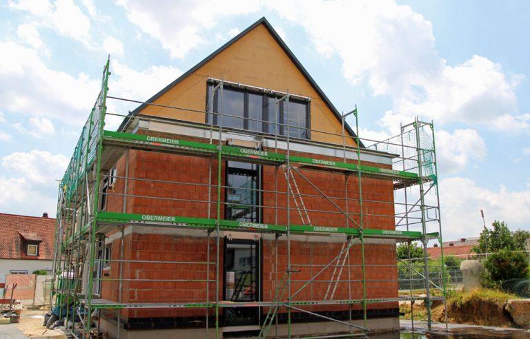 Neubau von 3 Mehrfamilienhäusern, Gaimersheim